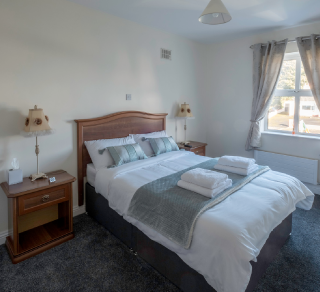 Guest Rooms at Mulberry Lodge B&B